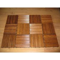Durability and waterproof bamboo outdoor decking like garden,swimming pool,public area Manufactures