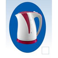Plastic Lightweight Electric Water Kettle With Red Plastic Matching Manufactures