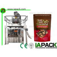 Stand Up Pouch Filling Sealing Machines Premade Zipper Bag Packing Equipment Manufacturer Manufactures