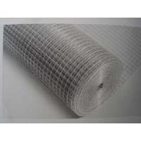 3/8inch Galvanized Welded Wire Panels , Concrete Reinforcing Mesh Roll Manufactures