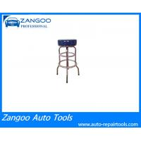 Pneumatic Rolling Garage Chair Air Cushion Stool For Repairing Vehicles Manufactures