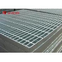 China HDG Press Welded Expanded Metal Mesh 2mm Steel Grating For Drainage Channel on sale