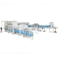China 2000BPH Mineral Water Filling Machine on sale