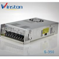 China Classic Normal 12V 350W Single Output Switch Mode Power Supply S - 350 Series on sale