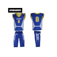 International Fashion Custom American Football Jersey Uniform, Wholesale Custom Shirt American Football Uniforms