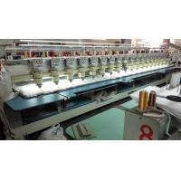 China High Efficiency Used Barudan Embroidery Machine Multi Needle For Cap T Shirt on sale