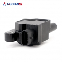 Quality NISSAN X-TRAIL Motorcraft Ignition Coil  PBT High Conversion Rate Silicon Steel Sheet for sale