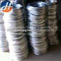 galvanized wire in all gauge with low factory price Manufactures