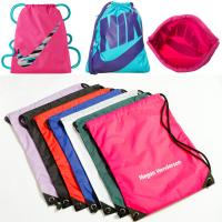 elegant and graceful 100 polyester drawstring bags  selling well all over the world Manufactures