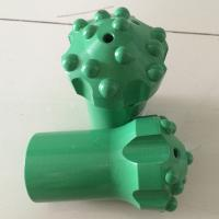 Green T45 Diameter 102mm - 127mm Reamer Drill Bits For Tunneling Manufactures