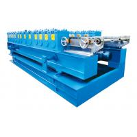 0.8 - 1.2mm Thickness 12 - 15m/min Shutter Door Series Machine 5.5Kw