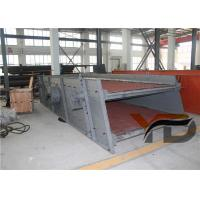 Double Deck Vibrating Screen Feeder 3460Kw Power 1000mm X 1500mm Dimension Manufactures