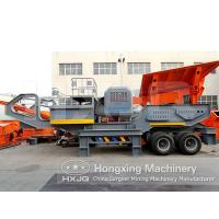 Buy cheap Green environmental construction waste Mobile Crushing Plant from wholesalers