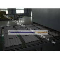 High Output Paper Egg Crate Making Machine With CE / ISO9001 Certificate Manufactures