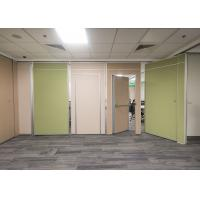 Fashion Design Movable Partition Wall High 58db Soundproof Eco - Friendly Manufactures