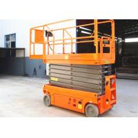 Aerial Work Electric Work Platform Lifts Self Propelled High Safety Manufactures