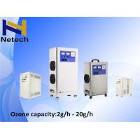 Stainless Steel Water Ozone Generator Water Purification / Air Purifier With ORP