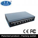 High Resolution CCTV Color Quad Processor HDMI/VGA Output Real Time Manufactures