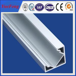 Hot selling product 6063 T5 aluminium strip light channels sealed aluminium enclosure Manufactures