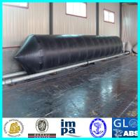 China Heavy lifting rubber air-bags for drydocking, marine airbags for ship salvage, heavy lifting, ship launching on sale