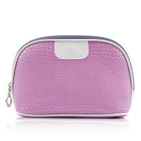 Fashionable Travel Cosmetic Bags Shell Shape 22x14.5x8 CM size For Ladies Manufactures