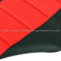 Dirt Bike Performance Parts / Husqvarna 2014 Black And Red Seat Cover For Motorcycle Manufactures