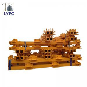 tower crane mast section potain , yongmao , liebherr, SCM, SYM tower crane spare parts Manufactures