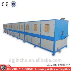 China jinzhu stainless steel round pipe polishing machine automatically on sale
