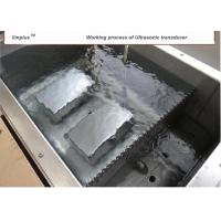 900W Power Separate Immersible Ultrasonic Transducer Box Degrease for Car Parts Clean Manufactures