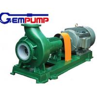 F Type horizontal Chemical Centrifugal Pump  Model 65FN-40A 3.36m³/h ~ 190.8m³/h Flow Manufactures