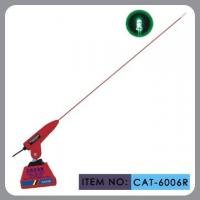Fibreglass Mast Gutter Mount Antenna With Colored LED Lights Manufactures