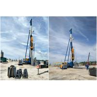 Square Pile H Pile Hydraulic Pile Hammer , Sheet Pile Driving Hammer Manufactures