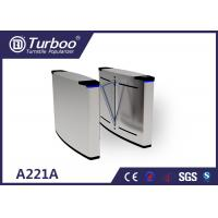 Smart Flap Barrier Turnstile Guide Pedestrians Correct And Smooth Passage