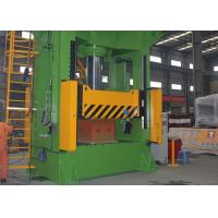 2 / 4 Uprights Type H Frame Hydraulic Press Machine 600 Ton For Plastics Moulding Manufactures