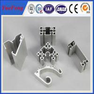 Hot! types of industrial aluminum profile, Manufacturer of aluminum profiles Manufactures