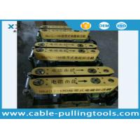 Buy cheap Electrical Cable Pulling Machine , Cable Hauling Machine 220V / 380V from wholesalers