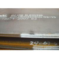 100MM Low alloy Hot Rolled Plate Steel S460M / ML S420M / ML In bundle Packing Manufactures