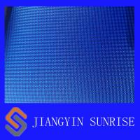 300D Polyurethane Coated Nylon Fabric / Poly Oxford Fabric For Upholstery Manufactures