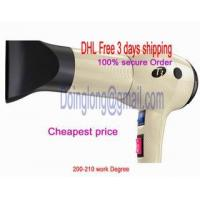 T3 Featherweight gold Hair Dryer,  original,  factory price,  stock and 4 days delivery Manufactures