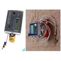 Mechanical Straight Digital Smart Heat Meter With High Precision Sensor Manufactures