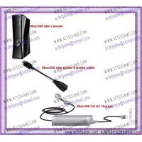 Xbox360 slim power transfer cable file xbox one game accessory Manufactures