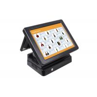 """Restaurant Network POS Terminals Customer Display 15"""" 5 Wire Resistive Touch Screen Manufactures"""