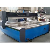 Portable Water Jet Glass Cutting Machine , Heavy - Duty Water Jet Cnc Machine Manufactures