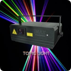 Decorative Laser Lighting DMX Stage Light For Entertainment Center Manufactures