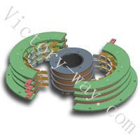 China High Current Slip Ring,Rotary Union on sale
