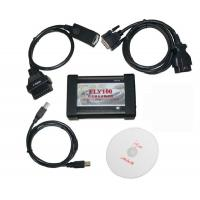 Original Car Diagnostic Scanner Fly100 Honda Scanner Locksmith Version Support All Honda Locksmith Manufactures
