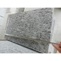 Buy cheap Construction material natural stone Factory Supplier Sea wave white granite Polished Paving stone/blind paving stone from wholesalers