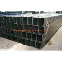 API J55 Square Hollow Section Steel Pipe , 2 Inch / 4 Inch Steel Tubing Manufactures