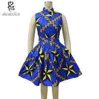 Wax Printed African Print Traditional Designer Maxi Dresses Fashionable Manufactures