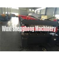 14 Stations Roll Forming Line , Cold Rolled Trapezoidal Roofing Roll Forming Machine Manufactures